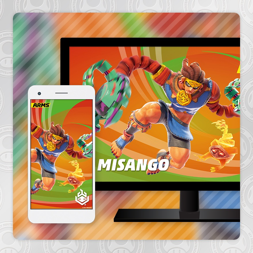 Sfondo - ARMS (Misango)