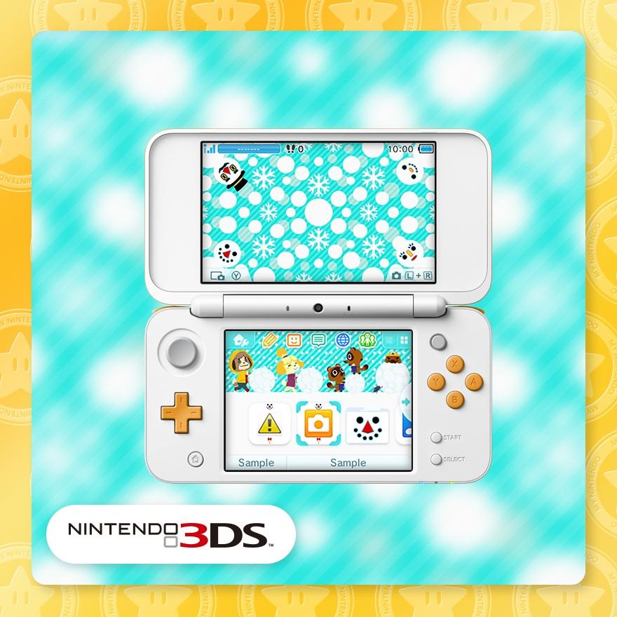 Animal Crossing - Giochi d'inverno (Tema)