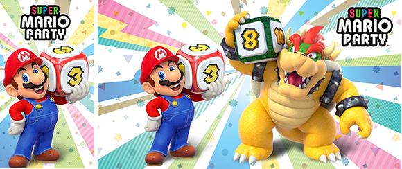 Wallpaper Super Mario Party Rewards My Nintendo