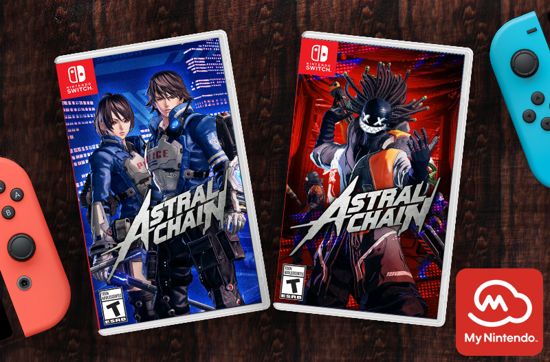 Astral Chain Is Here My Nintendo News My Nintendo