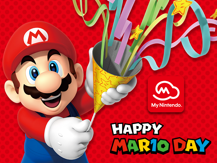 Celebrate March With My Nintendo My Nintendo News My Nintendo
