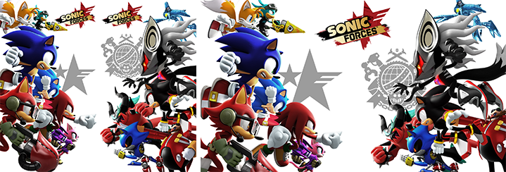 Wallpaper Sonic Forces Rewards My Nintendo