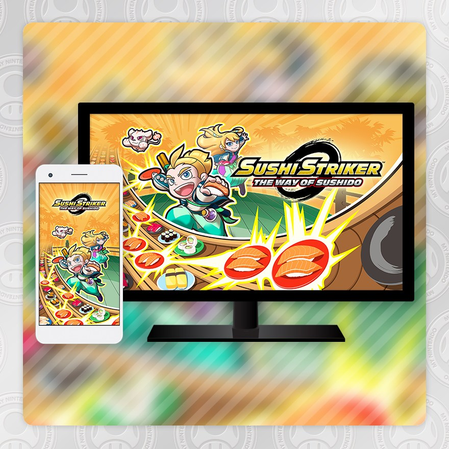 Sfondo - Sushi Striker: The Way of Sushido