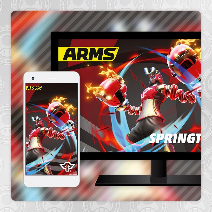 Sfondo - ARMS (Springtron)