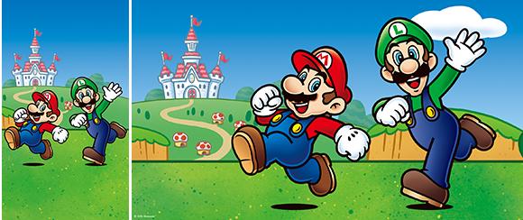 Wallpaper Mario And Luigi Rewards My Nintendo