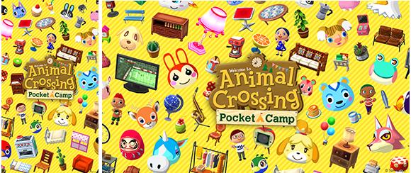 Wallpaper Animal Crossing Pocket Camp Rewards My Nintendo