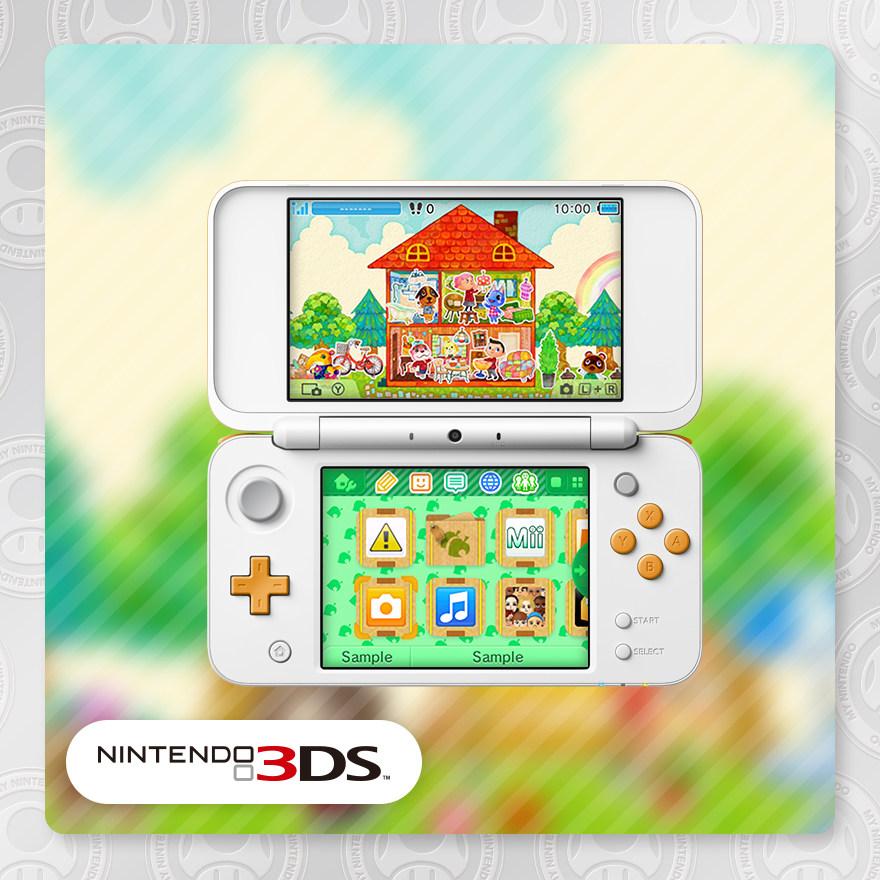 Animal Crossing: Happy Home Designer - La mia città (Tema)