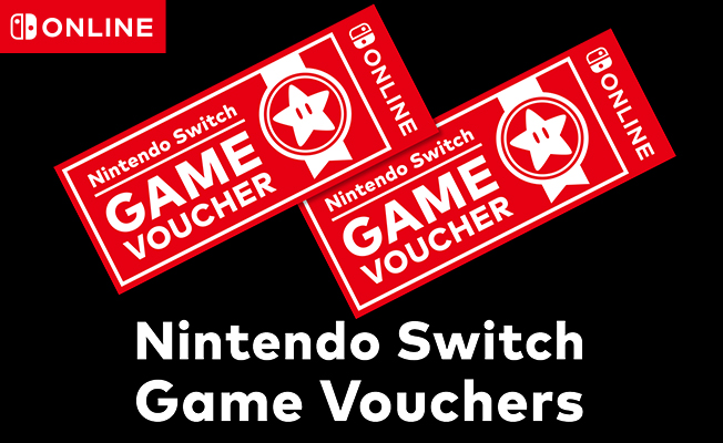 Limited Time Offer Nintendo Switch Game Vouchers Are Now Available My Nintendo News My Nintendo