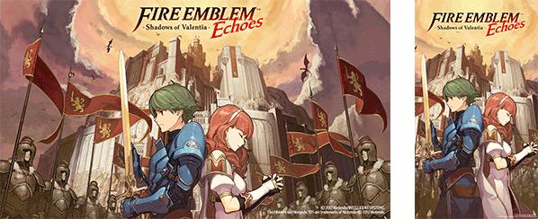 Wallpaper Fire Emblem Echoes Shadows Of Valentia Rewards My Nintendo