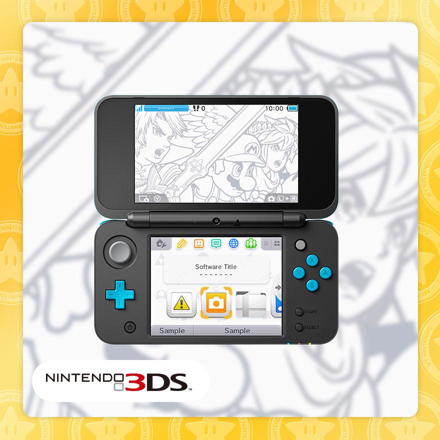 SSB 3DS theme Type 2