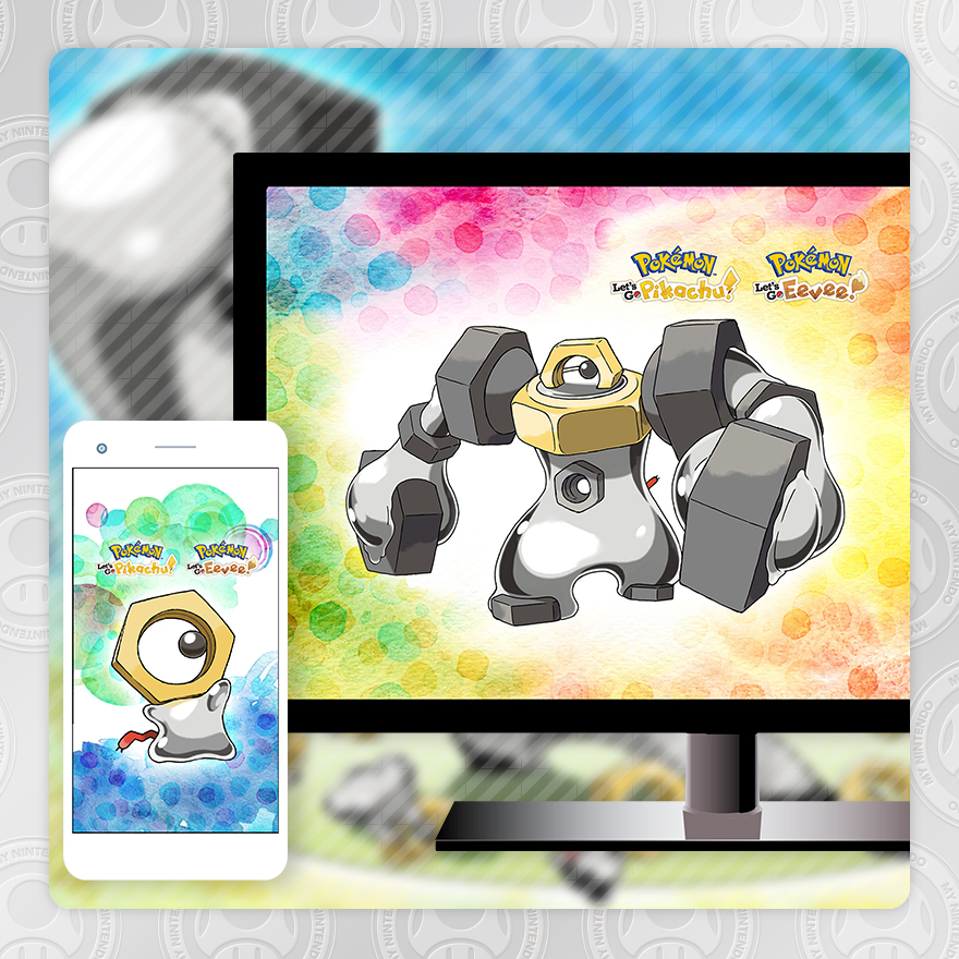 Meltan Wallpaper