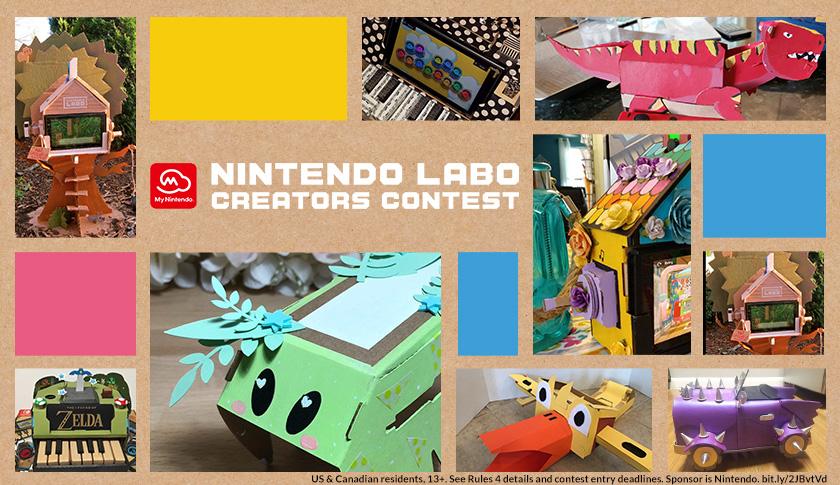 Nintendo Labo Contest