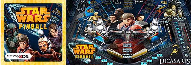 Star Wars Pinball Nindie