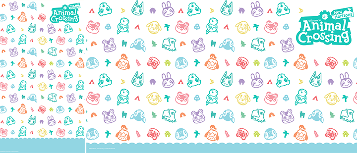Wallpaper Animal Crossing New Horizons Rewards My Nintendo