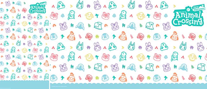 animal crossing wallpaper new horizons codes