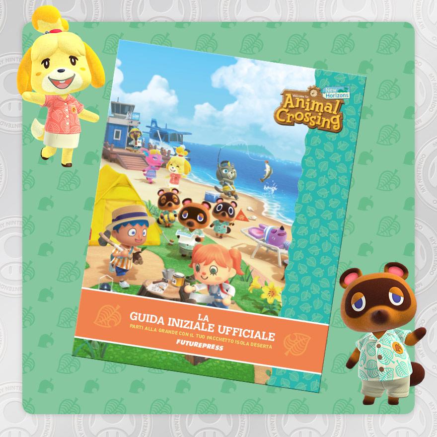 Guida iniziale - Animal Crossing: New Horizons