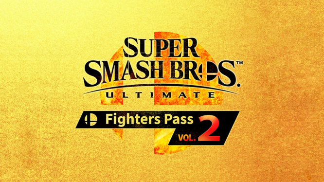 Super Smash Bros. Ultimate Fighters Pass Vol.2