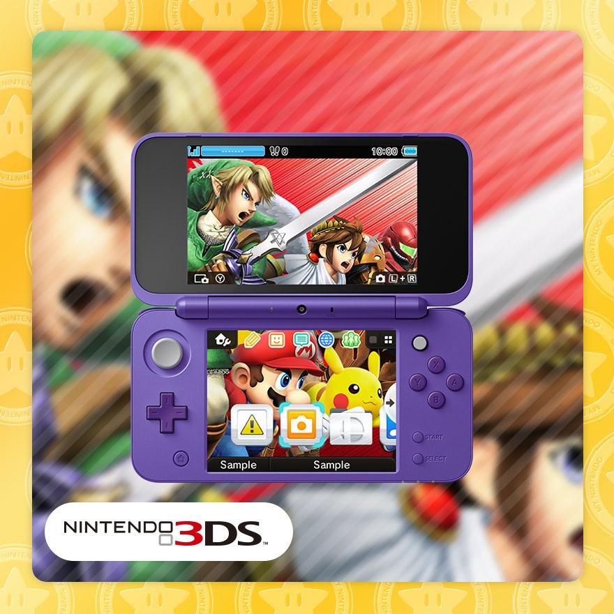 SSB 3DS theme Type 1