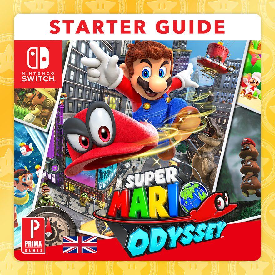 Starter Guide - Super Mario Odyssey