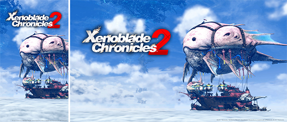 Xenoblade Chronicles 2 Argentum Trade Guild Wallpaper