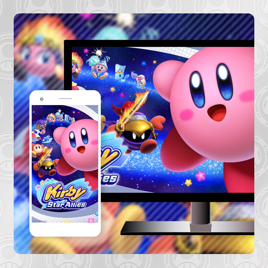 Kirby Star Allies Wallpaper