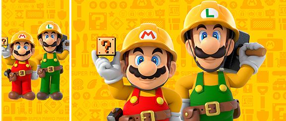 Wallpaper B - Super Mario Maker™ 2   Rewards   My Nintendo