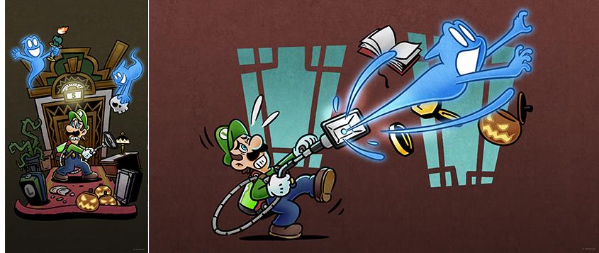 Wallpaper Luigi S Mansion 3 Rewards My Nintendo
