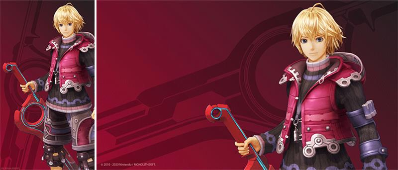 Wallpaper Xenoblade Chronicles Definitive Edition Shulk Rewards My Nintendo