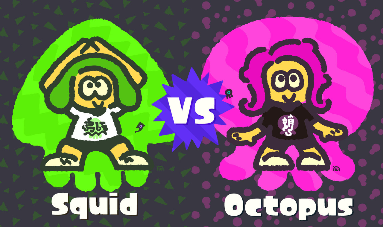 Celebrate The 1 Year Anniversary Of Splatoon 2 With Splatfest And