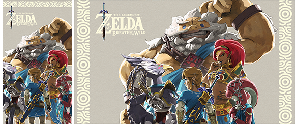 Wallpaper The Legend Of Zelda Breath Of The Wild The Champions