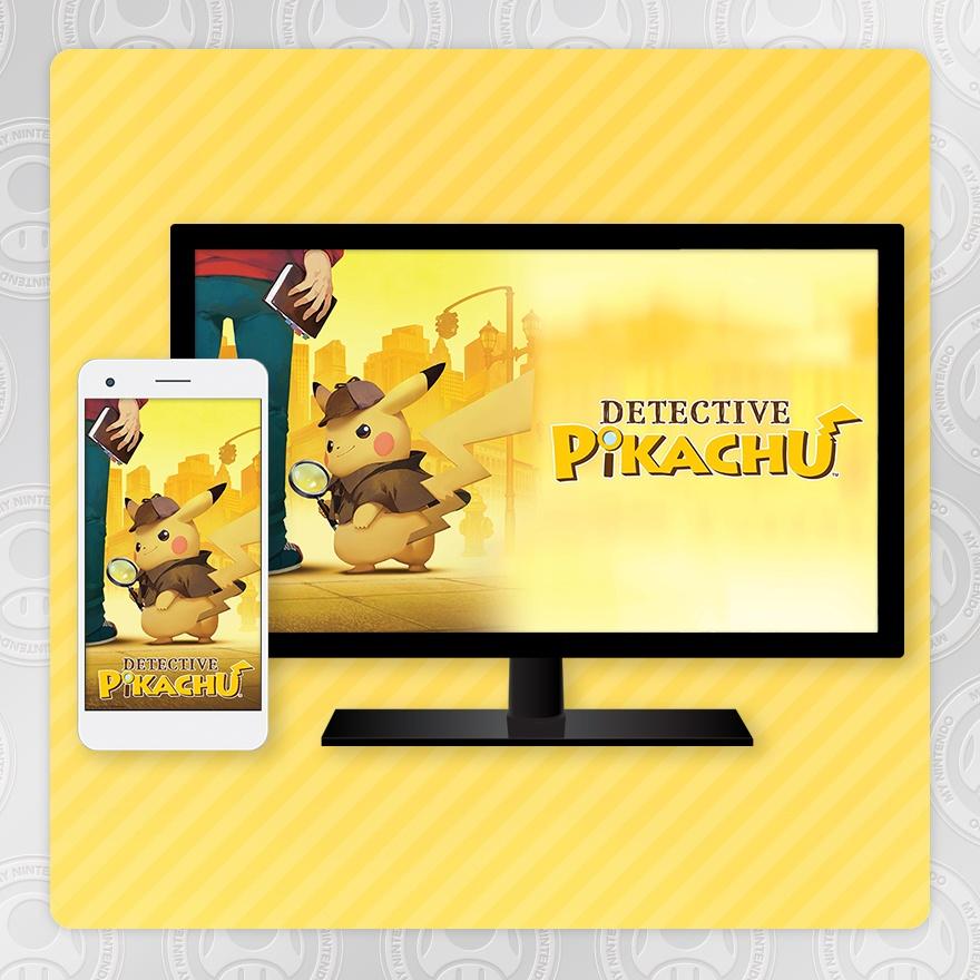 Sfondo - Detective Pikachu