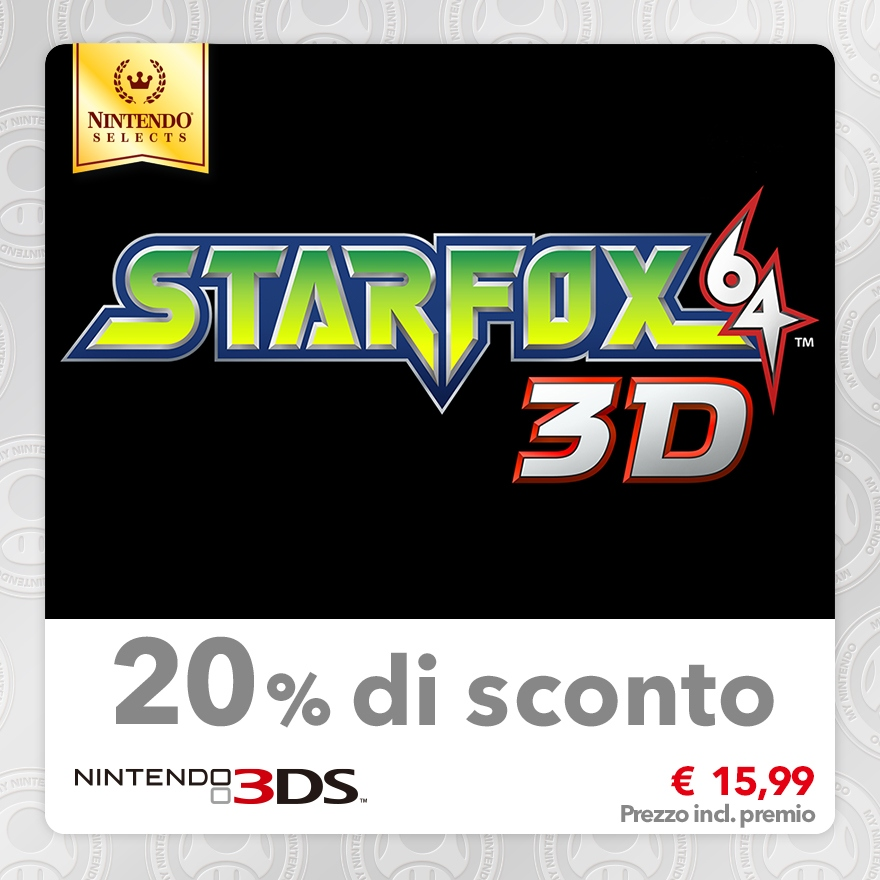 Nintendo Seletcs: Star Fox 64™ 3D