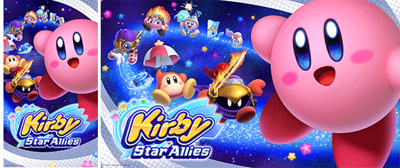 Kirby Star Allies Sample