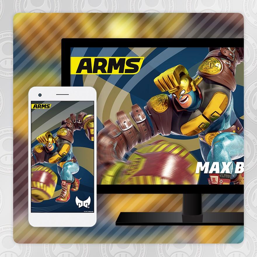 Sfondo - ARMS (Max Brass)