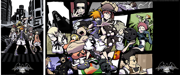 Wallpaper The World Ends With You Final Remix Rewards My