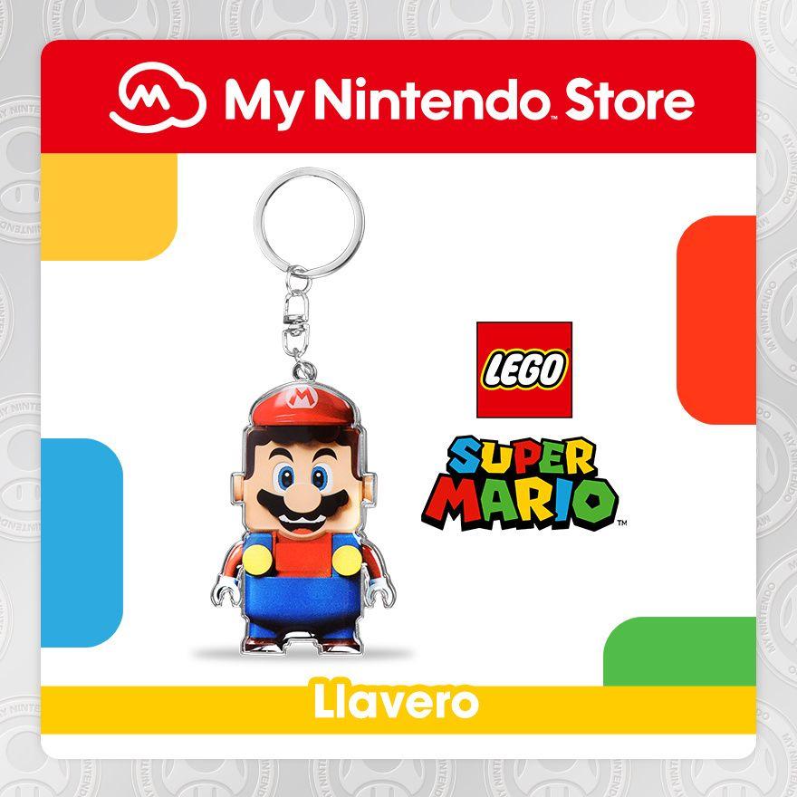 Llavero de LEGO® Super Mario™