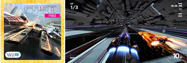 Fast Racing NEO Nindie My Nintendo