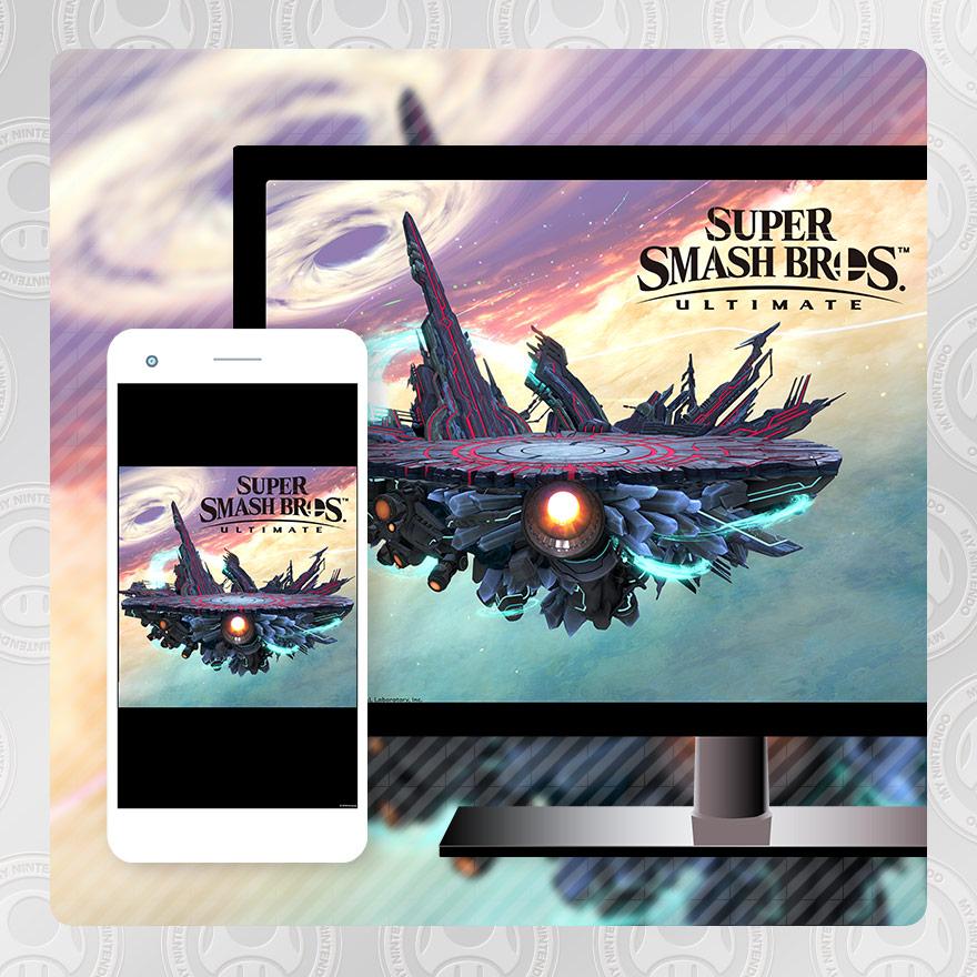 SSBU January Calendar, SSBU Battle Field, SSBU Final Destination