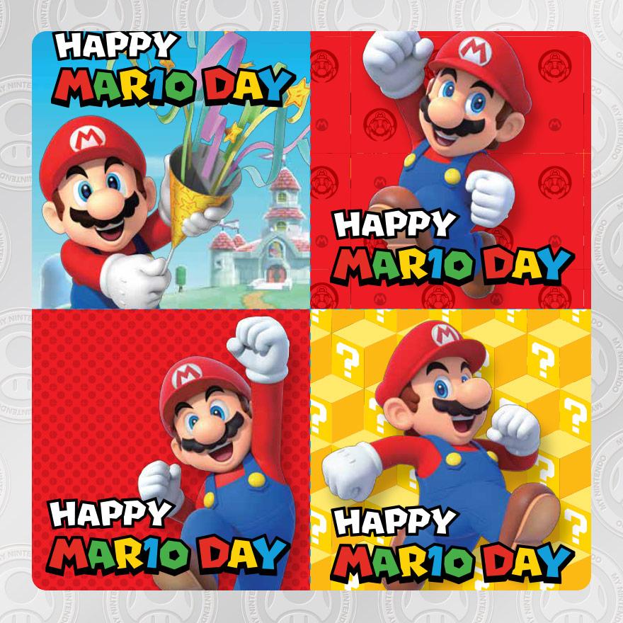 Mario Printable