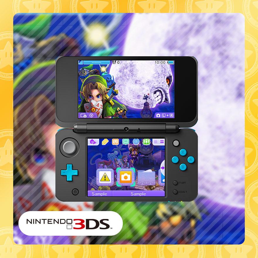 Majora's Mask 3DS theme