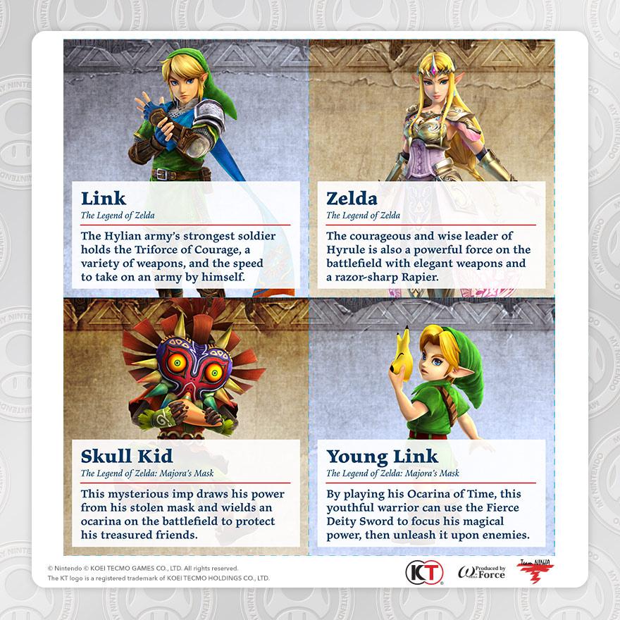 Zelda Printable A