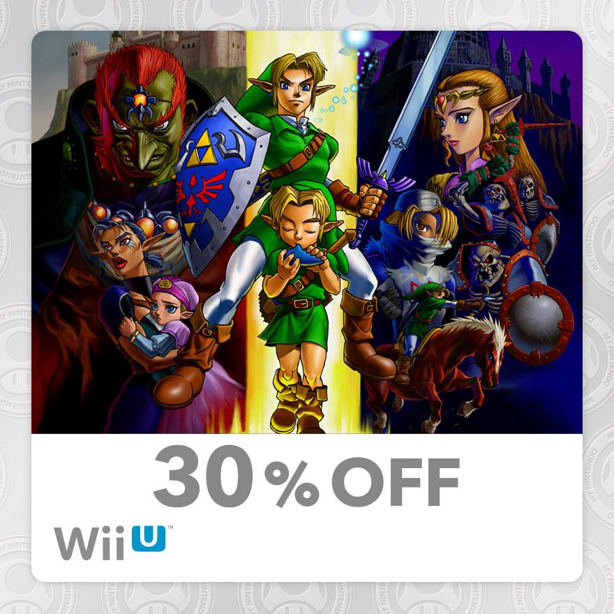 Ocarina of Time Wii U