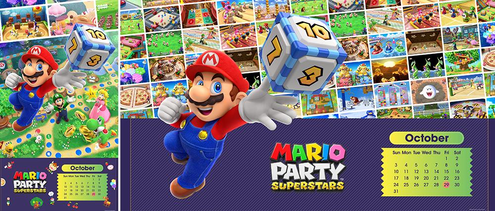 Superestrellas de Mario Party ™