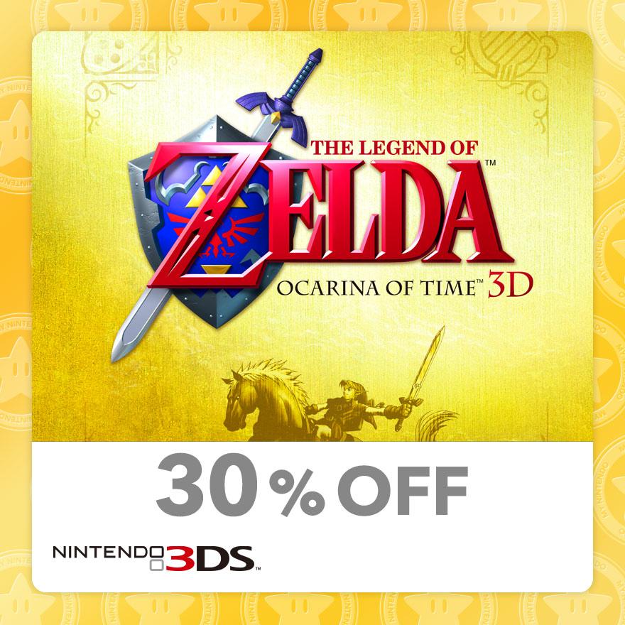Ocarina of Time 3D