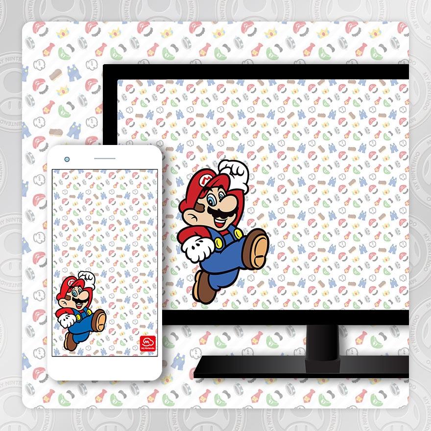 Mario Day wallpaper