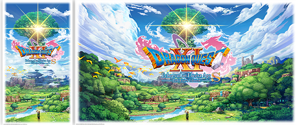 Wallpaper 2 Dragon Quest Xi S Echoes Of An Elusive Age Definitive Edition Rewards My Nintendo