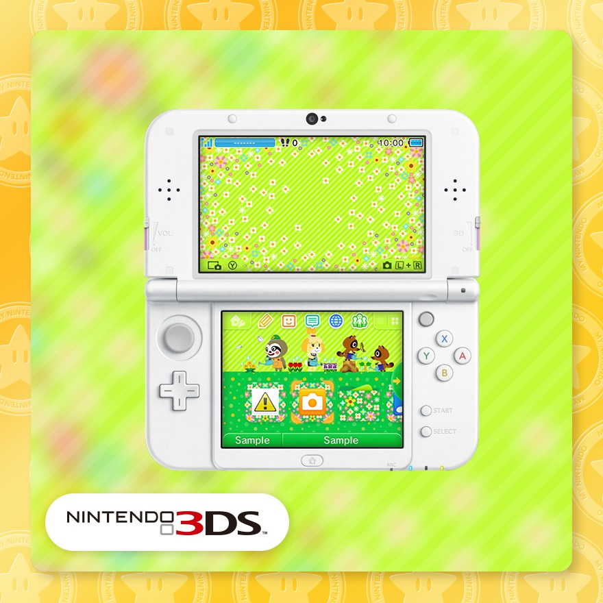 Animal Crossing: Pollice verde (Tema)