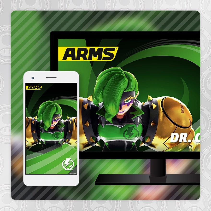 Sfondo - ARMS (Dr. Coyle)