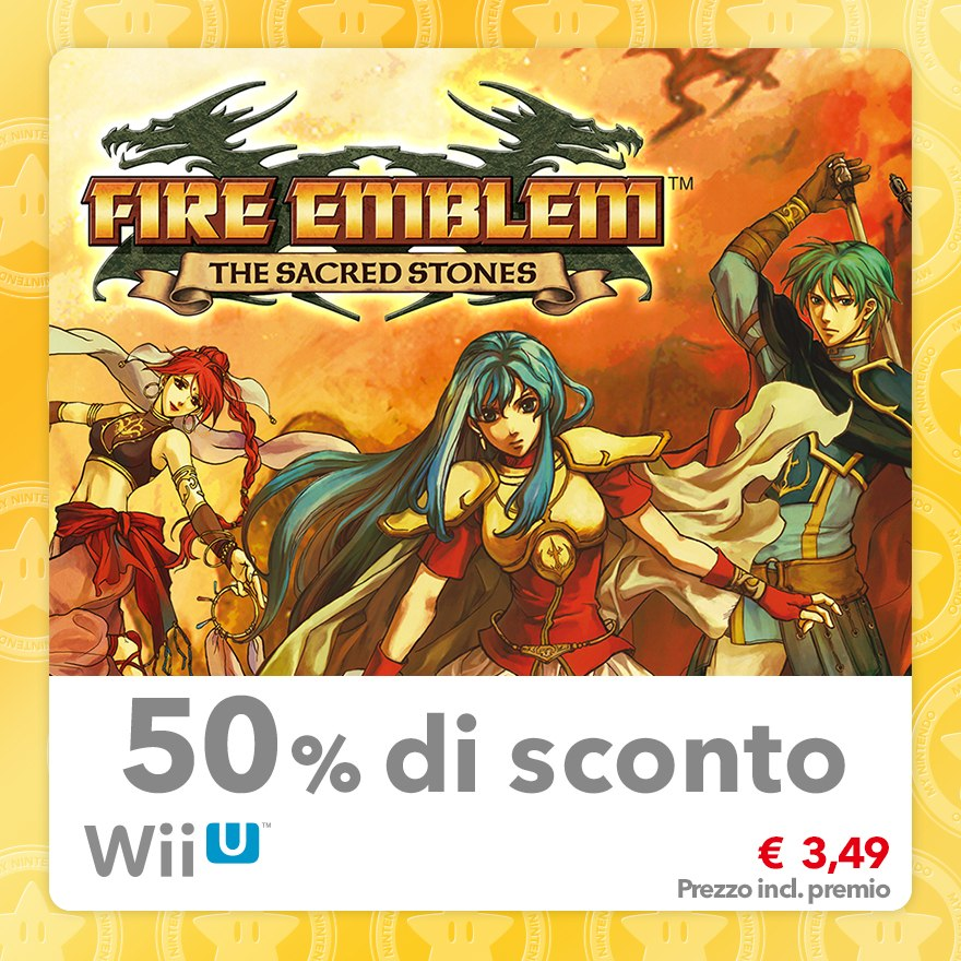 Fire Emblem™: The Sacred Stones
